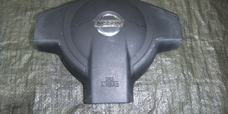 airbag на руль NISSAN NOTE